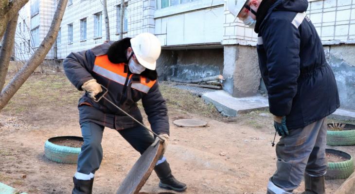 Котельные Сыктывкара работают в усиленном режиме