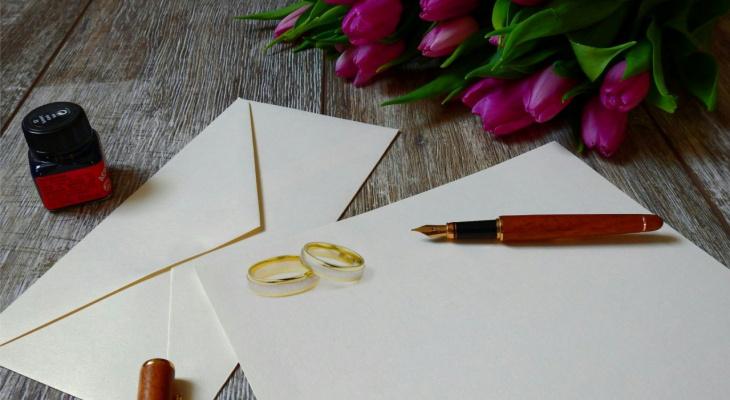 Стало известно, сколько свадеб сыграли в Коми во время самоизоляции