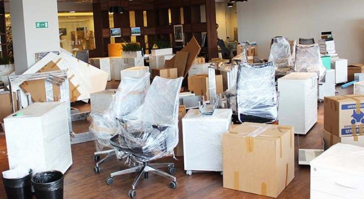 Организация офисного переезда в Москве: компания ПрофиПереезд