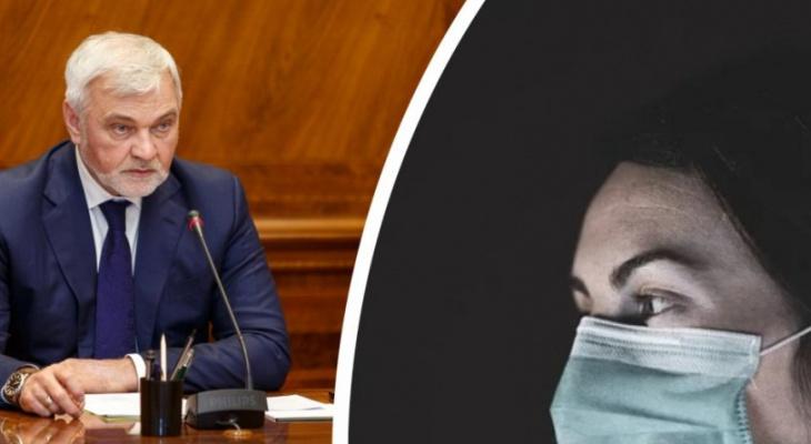 Итоги недели в Коми: новые указы врио главы, всеобщий масочный режим и смертельное ДТП