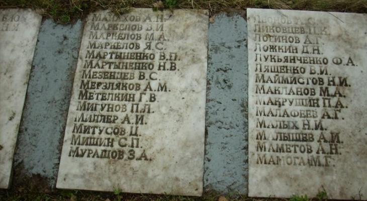 Живой ветеран из Коми попал на мемориальную доску в Карелии