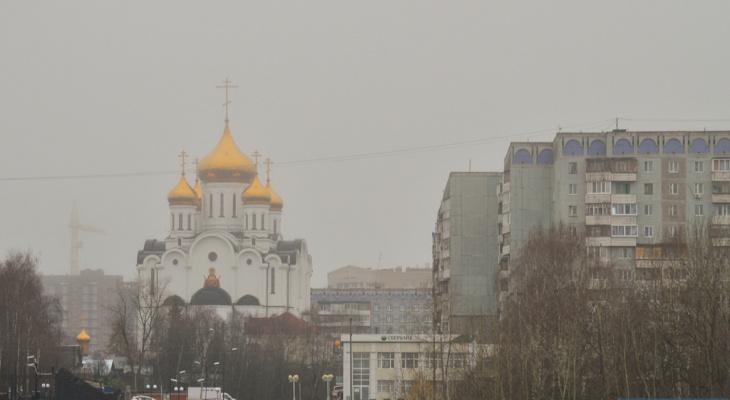 Погода в Сыктывкаре на 12 мая: тепло и сухо