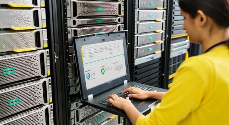 Система хранения данных позволит защититься от потерь корпоративной информации