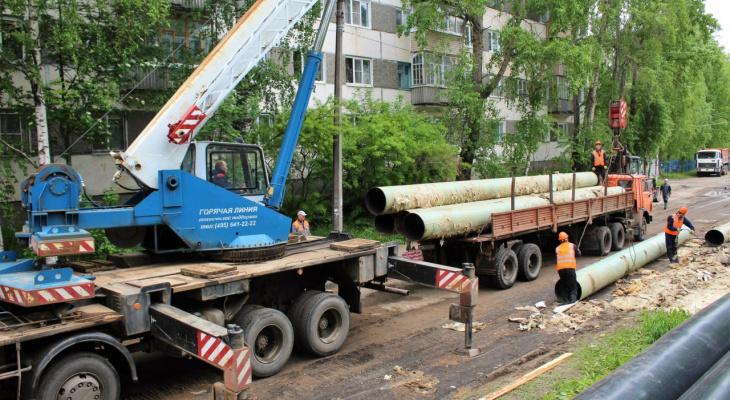 Т Плюс синхронизирует ремонт теплосетей в Сыктывкаре с программой «Безопасные и качественные дороги»