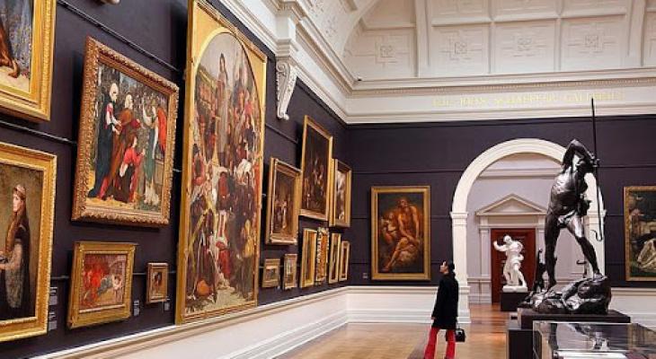 В Сбербанк Онлайн появились шедевры живописи из коллекции Эрмитажа