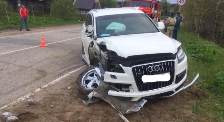 В Коми 14-летняя девочка разбила авто своего 35-летнего «возлюбленного»