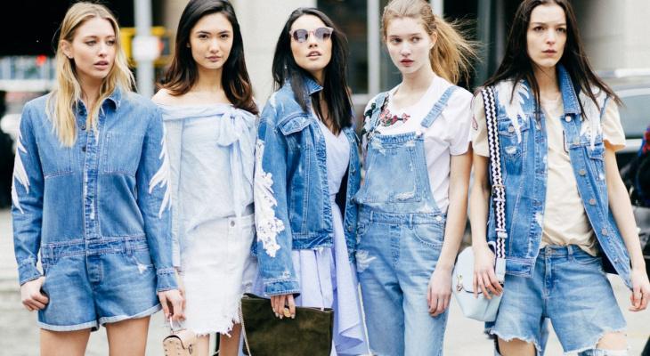 Джинсовые костюмы, пышные рукава и шафран: модные тренды лета-2020 от сыктывкарского стилиста