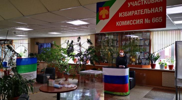 В Коми продолжается голосование по изменениям в Конституции (фото)