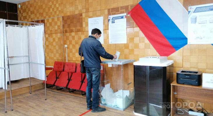 В Коми обработали 14,15% протоколов голосования