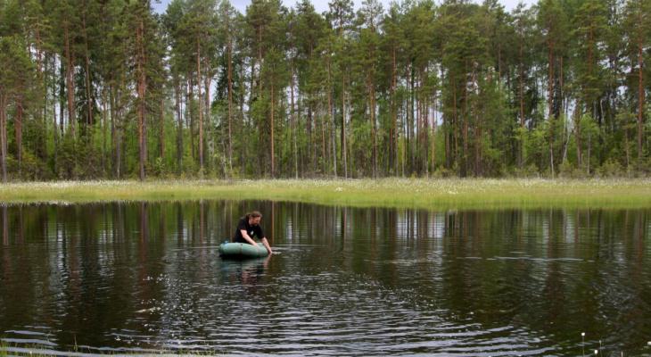 Древнее, круглое и без притоков: ученые расследуют тайну мистического озера в Коми