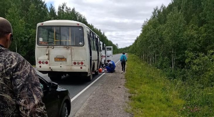 «Лесовозы даже не остановились»: сыктывкарка, которая спасла пассажиров автобуса, рассказала, как все было