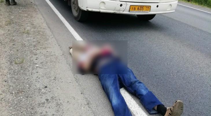 Сыктывкарский перевозчик рассказал свою версию истории с автобусом, в котором умер водитель