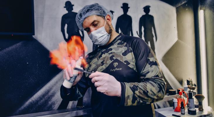 «Владеем ножницами, как Брюс Ли – нунчаками»: предприниматель  рассказал, как открыл один из первых барбершопов в Сыктывкаре