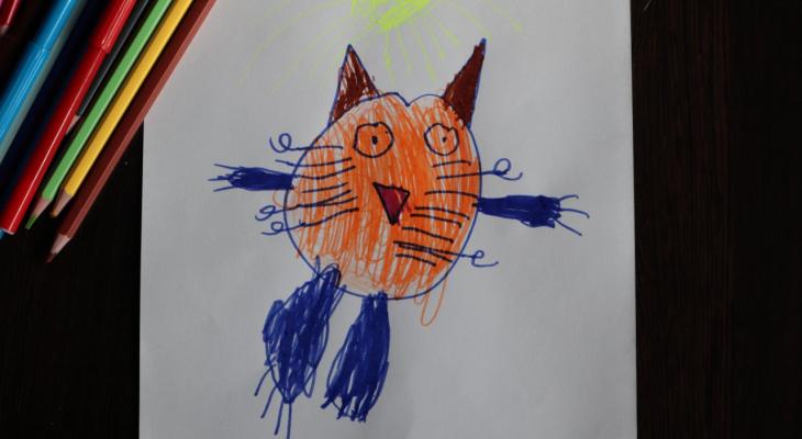 Готовы ли школьники к 1 сентября? Провели арт-эксперимент с детьми и вот, что получилось