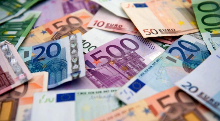 В России взлетел курс евро