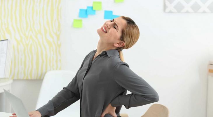 Как убрать боль при грыже в позвоночнике? (видео)