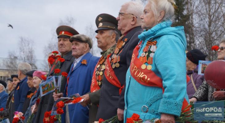 Стала известна предварительная дата Парада Победы в Коми
