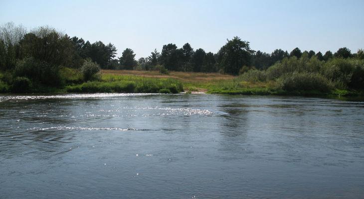 В Коми девушки испугались глубины в реке и случайно утопили приятеля