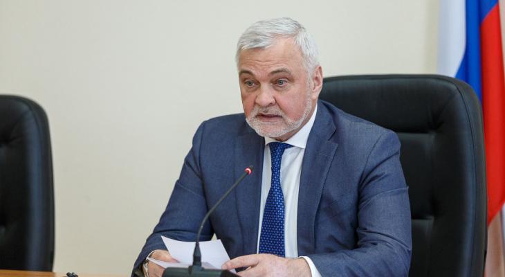 Владимир Уйба прописался в Сыктывкаре