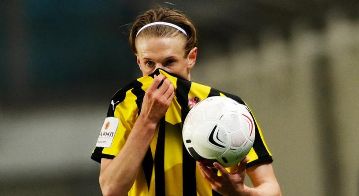 Футболист из Сыктывкара будет выступать в Лиге Европы