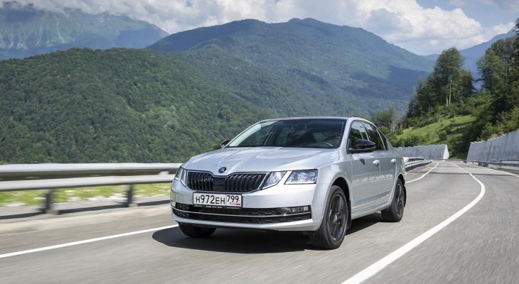 Выгодные условия на покупку автомобилей ŠKODA в августе