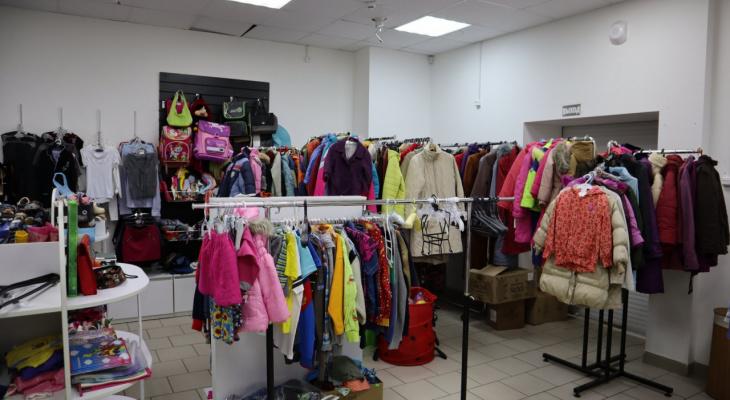 Сыктывкарец открыл магазин с бесплатной одеждой для нуждающихся (фото)