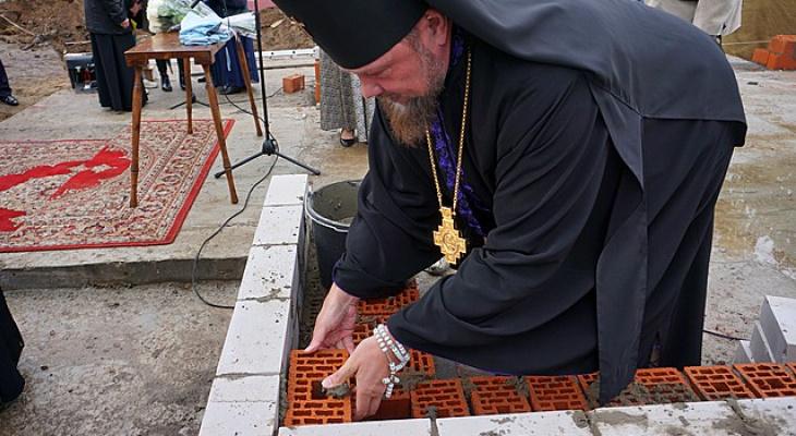 В Сыктывкаре началось строительство нового храма