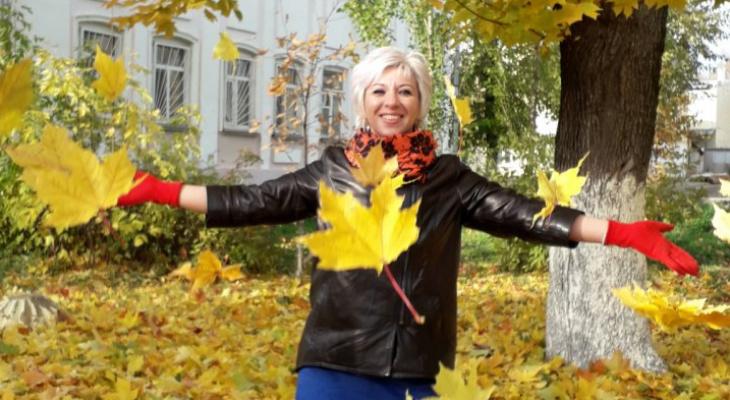 В конкурсе «Мисс осень» появилась новая претендентка на приз