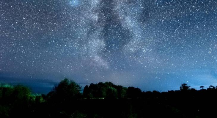 Фото дня от сыктывкарца: бескрайняя бездна звездного неба