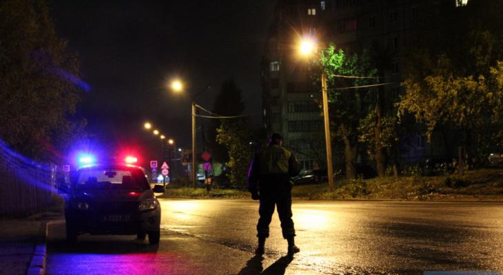 В Сыктывкаре в пятничный вечер задержали двух пьяных водителей без прав