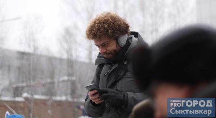 В Коми прилетел известный блогер Илья Варламов