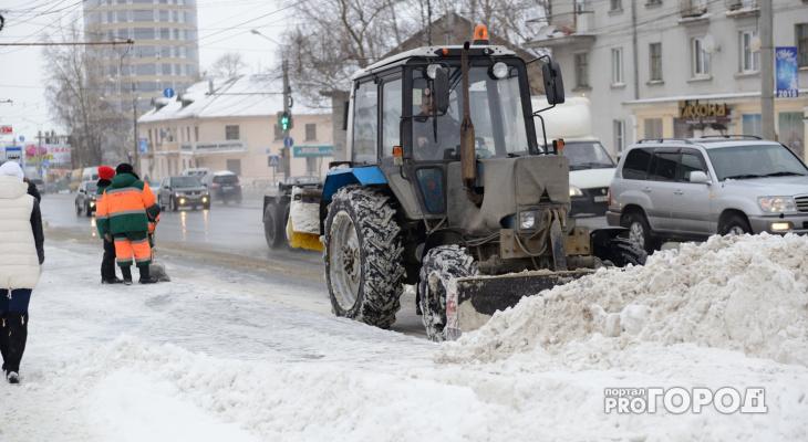 Глава Коми посоветовал мэрам готовиться к зиме и пообещал начинать свой день с личного объезда столицы