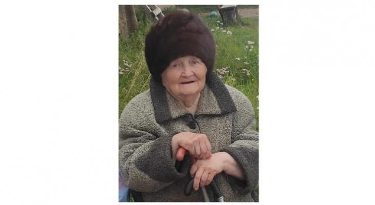 В Коми ищут зеленоглазую бабушку с потерей памяти