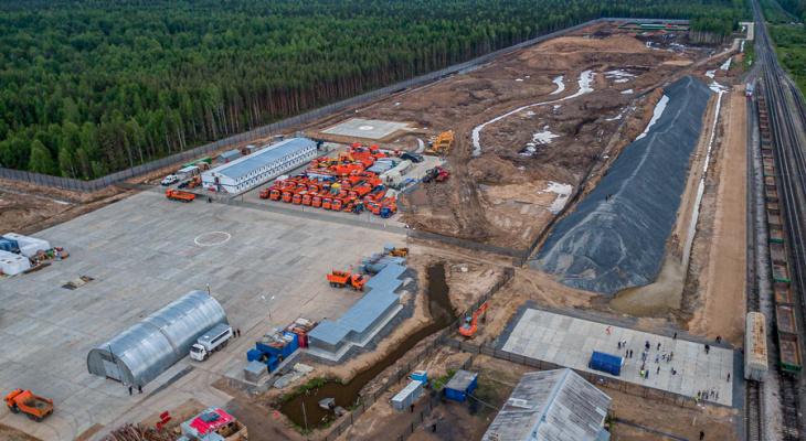 ООО «Технопарк» окончательно отказалось от строительства полигона на границе с Коми