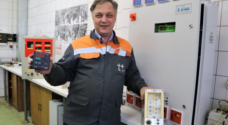 Инженер Сыктывкарских тепловых сетей награжден знаком отличия «Трудовая доблесть»