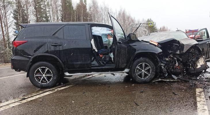 В Кировской области погибла молодая пара из Коми