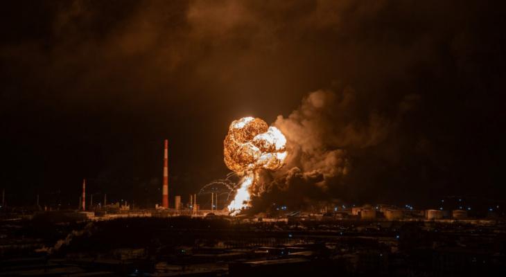 В Коми завершилось расследование по делу о взрыве на ухтинском нефтезаводе