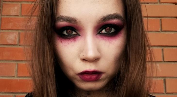 Как сделать макияж на Хэллоуин: пошаговая инструкция от сыктывкарского визажиста