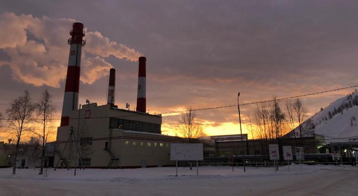 В Коми полыхает ухтинская нефтешахта