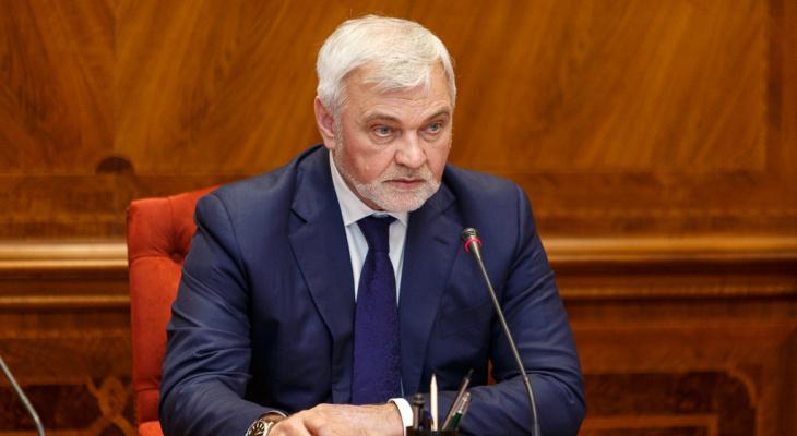 Владимир Уйба взял на себя управление правительством Коми