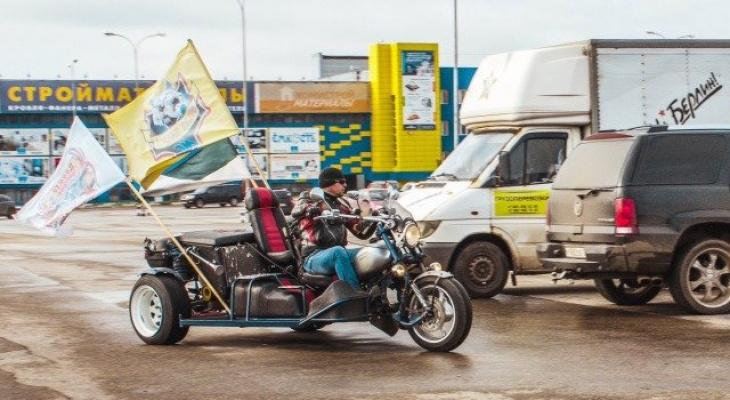 Представленный в единственном экземпляре и заказанный из Америки: топ 7 дорогих мотоциклов, которые продают сыктывкарцы