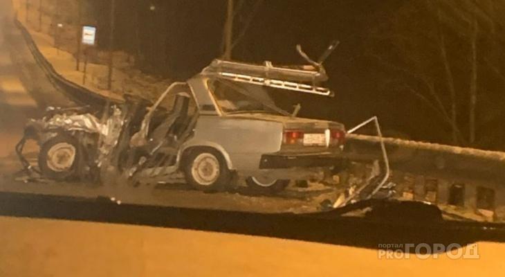 Страшная авария с «Жигулями» в Коми оказалась смертельной