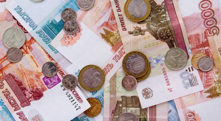 Средняя зарплата в Коми за 9 месяцев составила 56 тысяч рублей