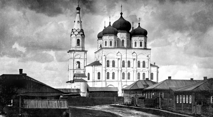 Сыктывкар в деталях: история строительства главного собора столицы Коми