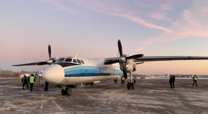 В Коми прибыл еще один самолет для внутрирегиональных перевозок (фото)