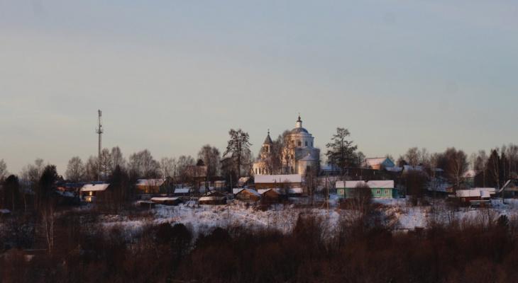 Жители села в Коми собираются бороться с вышкой сотовой связи колокольным звоном