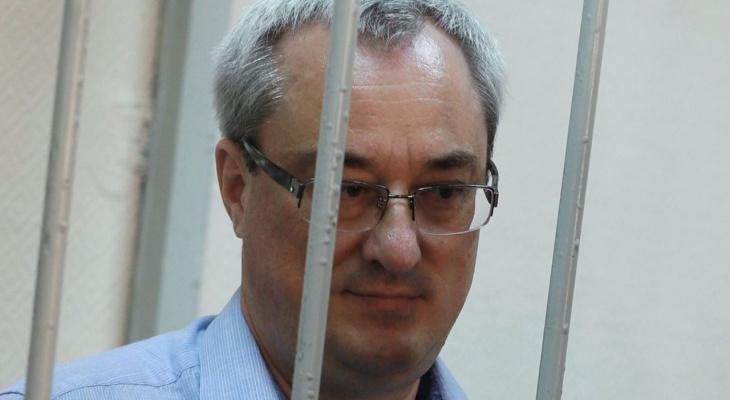 Вячеслав Гайзер прибыл в Сыктывкар