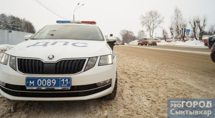 В Коми автоинспекторы спасли женщину от убийства