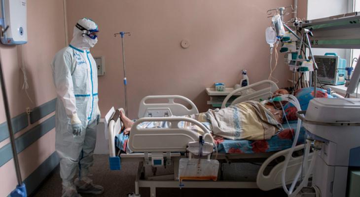 За сутки в Коми скончались 9 человек с коронавирусом