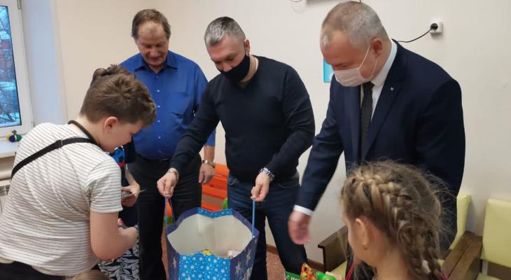 Бизнес Коми поддержал проект «Коробка храбрости»